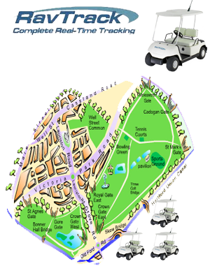 park vehicle tracking without monthly fees
